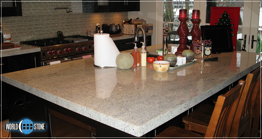Kitchen Counter & Dining Table